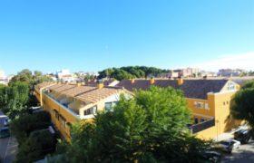 Atico duplex en residencial