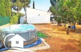 Casa con terreno(IDEAL PARA FINES DE SEMANA)